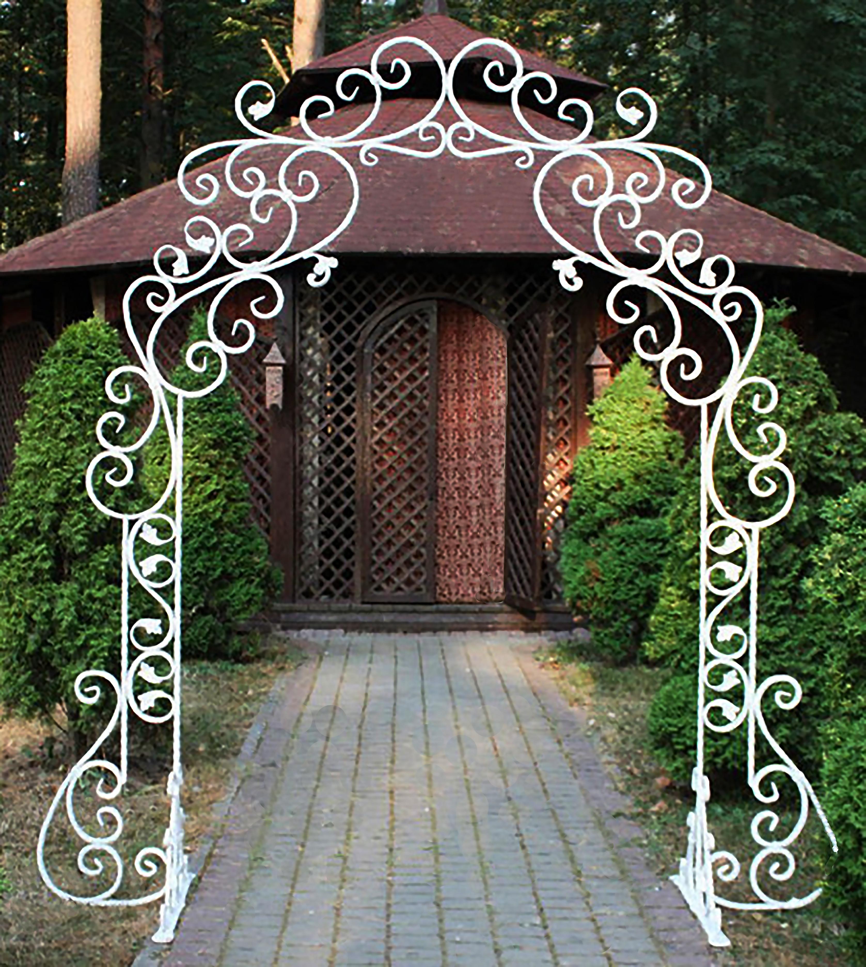 кованая арка 5