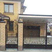 1-кованые-ворота