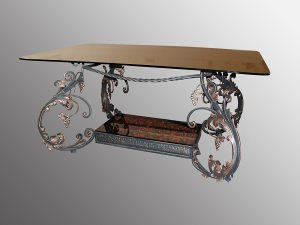 1 кованый стол 1