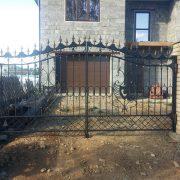 15-кованые ворота-2