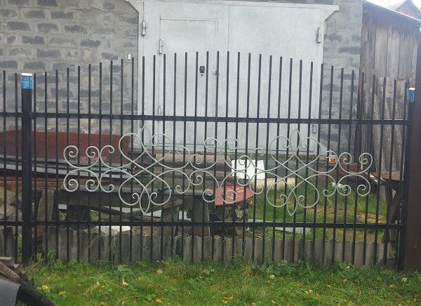 19 кованый забор 1