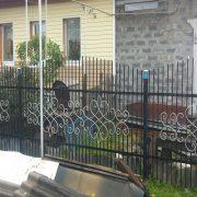 19 кованый забор 2