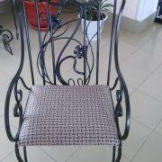 2 кованый стул 2