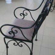 2 кованый стул 3