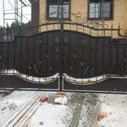 23-кованые-ворота