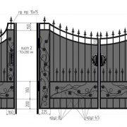 5-кованые-ворота-3