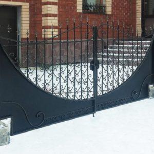 6 кованые-ворота