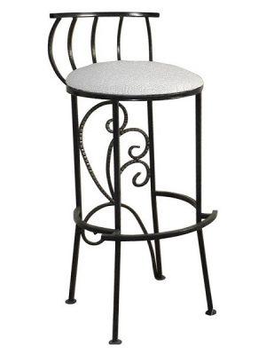 6 кованый стул