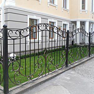 69 13 кованый забор