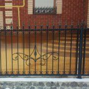 7 кованый забор 2