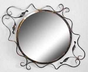 кованая рама для зеркала 012-1