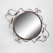 кованая рама для зеркала 012