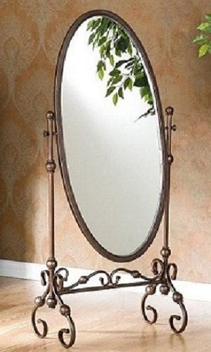 кованая рама для зеркала 015-1