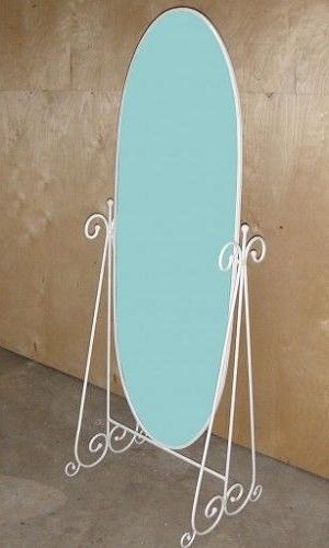 кованая рама для зеркала 018-1