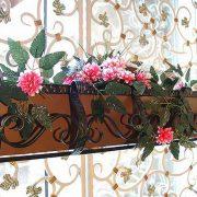 19 кованая цветочница 2