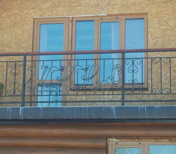 5 кованый балкон 1