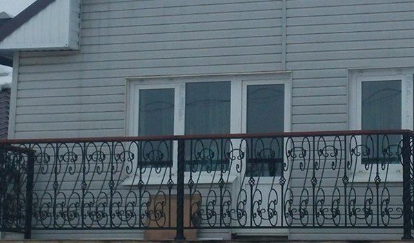 6 кованый балкон 1