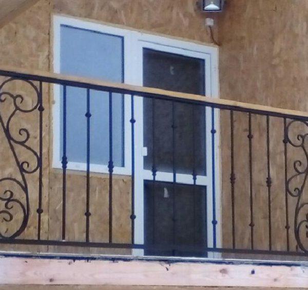 8 кованый балкон 1