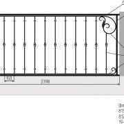 8 кованый балкон 4