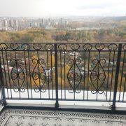 9 кованый балкон 2