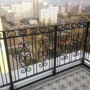 9 кованый балкон 3