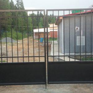 16-кованые ворота-1