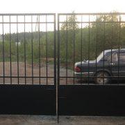 16-кованые ворота-2