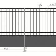 16-кованые ворота-4