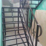 1 кованая лестница 3