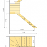 3 винтовая лестница 7
