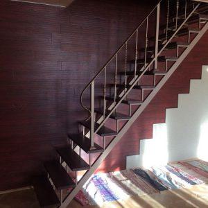 5 кованая лестница 1