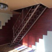 5 кованая лестница 2
