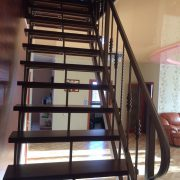5 кованая лестница 4