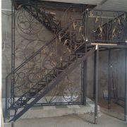 6 кованая лестница 2