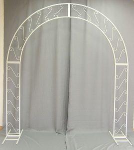 11 кованая арка 1