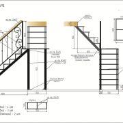 8 кованая лестница 3