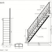 9 кованая лестница 4