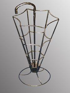 кованая подставка для зонта 1
