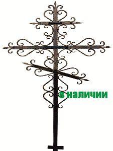 крест кованый КК 1
