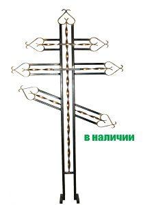 крест кованый К1 1