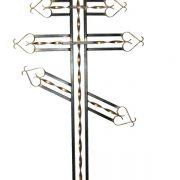 крест кованый К1