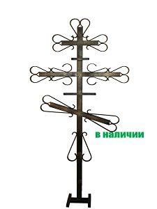 крест кованый К2 1
