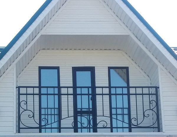 19 кованый балкон 1