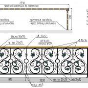 20 кованый балкон 2