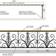 21 кованый балкон 2
