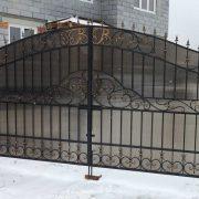 7-кованые-ворота