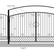 8-кованые-ворота